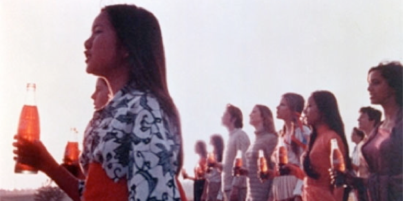A LOOK BACK AT: COCA COLA'S HILLTOP COMMERCIAL