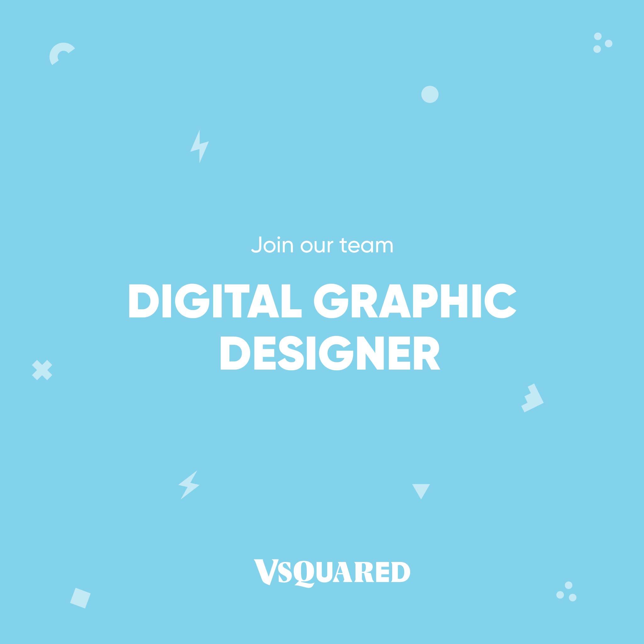 VSQUARED Digital Graphic Designer