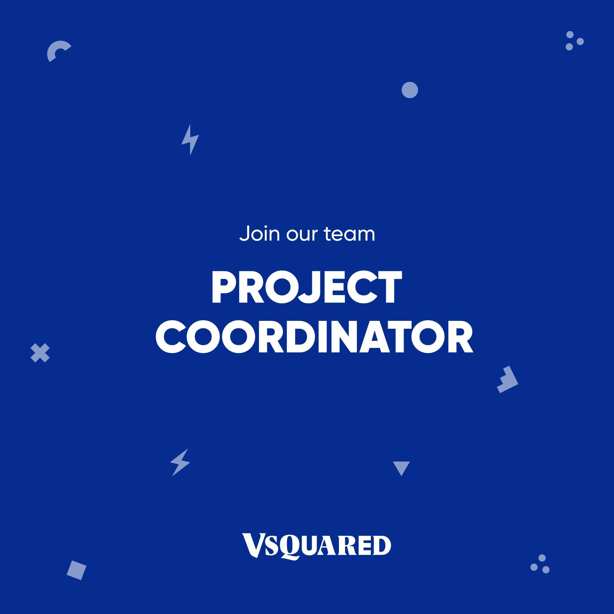 VSQUARED Project Coordinator